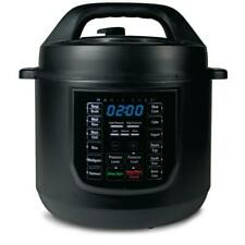 Magic Chef 6 Qt. 9-in-1 Multi Function Pressure Cooker with Sous Vide