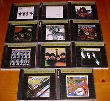 BEATLES White Album 2 CD    DR. EBBETTS MONO UK Original Masters
