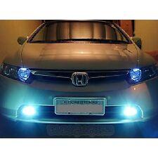 2006 2007 08 Honda Civic Sedan Fog Lamps Lights Kit DX LX EX EX-L Xenon Foglamps