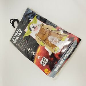 Star Wars Yoda Pet Costume Halloween Dog Cat Dress Up Outfit 50101 2007