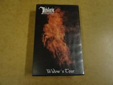 VHS VIDEO CASSETTE / TRISTANIA - WIDOW'S TOUR