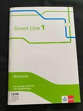 Green Line 1 Workbook mit Lösungen, Audio-CD´s, Übungssoftware