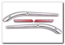Harley-Davidson Softail Chrome Rear Fender Strut Covers P/N 59805-07