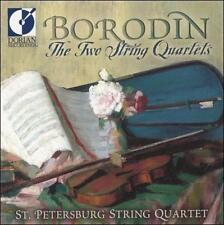Borodin: The Two String Quartets [2001] (CD, Dorian)