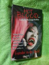 Hot Blood 2 Erotik Horror Geschichten Sinnlich Grausam SM Geschenk Weihnachten