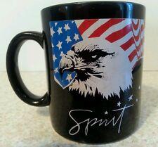 Collectible North Carolina Army National Guard Coffee Tea Cup Mug  Eagle Spirit
