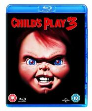 Child's Play 3 Childs Play Three Blu-ray Region B New