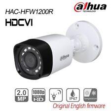 Dahua 2MP CCTV Bullet Security Camera 1080P HDCVI IR 20m IP67 3.6mm HAC-HFW1200R