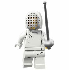 LEGO Minifigures Series 13 Fencer with sword / rapier and mask