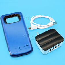 100% NEW Backup Battery Case Charger Cable f TracFone Samsung Galaxy S8 SM-G950U