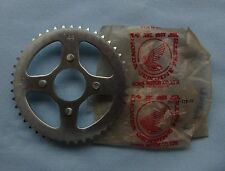 HONDA 1971-1976 SL70 XR75 XL70 OEM NOS REAR SPROCKET 44 TEETH K0 K1 K1 1972 1973