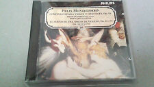 "SIR COLIN DAVIS ""MENDELSSOHN CONCIERTO PARA VIOLIN"" CD 7 TRACKS 424 475-2 SALVAT"