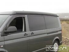 FITTED VW Transporter T4, T5, T6 LWB Awning Rail fitted, VW Camper Awning Rail.