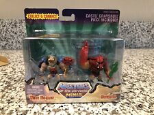 Masters of the Universe Minis King He-Man & Clawful Exclusive Mini Figure 2-Pack