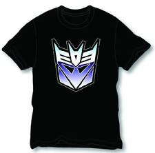 Transformers Decepticon Core Logo T-Shirt Tee XL