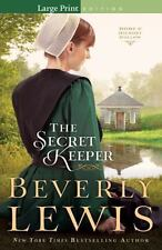 The Secret Keeper by Beverly Lewis (2013, Paperback, Large Type)
