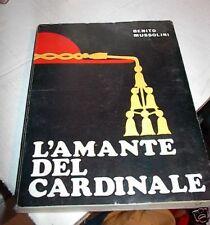 MUSSOLINI - L'AMANTE DEL CARDINALE - RARA VERSIONE 1972