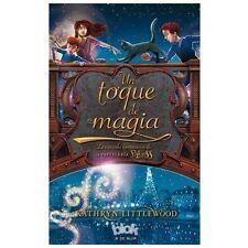 Un toque de magia (La Escritura Desatada) (Spanish Edition)-ExLibrary