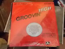"""""""GROOVIN' HIGH"""" VOLUME 43 JAMEY AEBERSOLD LP NO BOOK"""