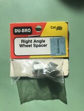 Du-Bro Right Angle Wheel Spacer  Part # 342
