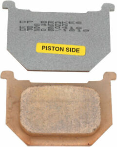 DP Brakes Standard Sintered Metal Brake Pads (DP205)
