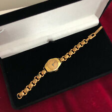 Vintage Ladies Oris Wristwatch Goldtone *untested *sold for repair