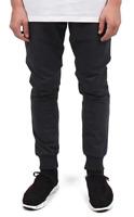 GIO GOI Brush Back Jogging Pants Grey Marl XS *REF137
