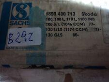 B292 - SACHS 1850480713 SKODA 100 100L 110L 1100 MB 105 S L 120 L LS 120 GLS