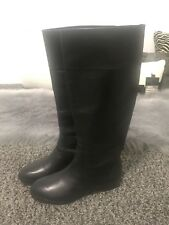 J. Crew Long Boots Size 6