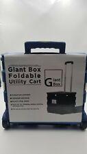 Giant Box Foldable Utility Cart