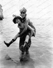 8x10 Print Gloria Swanson Phyllis Haver Mack Sennett Players 1918 #PH1