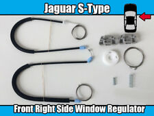 Window Regulator Repair Kit For Jaguar S-Type Front Right Door 1999-2009