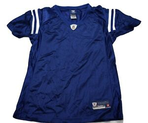 Womens Reebok NFL Indianapolis Colts Blank Replica Jersey New M