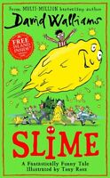 Slime by David Walliams (NEW Hardback)