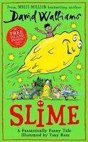 Slime by David Walliams (NEW Hardback)