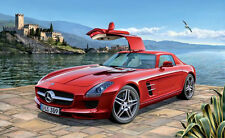 Revell Revell07100 19.3 Cm MERCEDES SLS AMG Model Kit