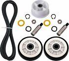 Dryer Roller Belt Repair Kit Maytag MDE4000AYW MDG6800AWW MDE6000AYW MDE5500AYW  photo