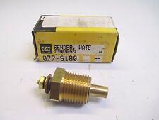 Caterpillar Water Sender 077-6180 New In Package Heavy Equipment