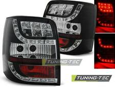 FANALI POSTERIORI VW PASSAT 3BG 00-04 VARIANT BLACK LED LOOK*2041