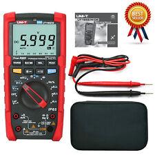 H●UNI-T UT195DS IP65Waterproof Portable Industrial Digital Multimeter ACDC Meter
