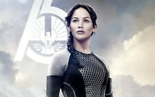 Hunger Games - MOVIE POSTER 24x36