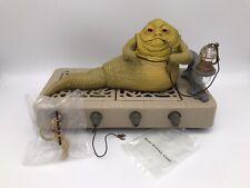 Vintage Star Wars Jabba The Hutt Playset 100% Original & Complete Kenner 1983