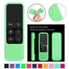 For Apple TV (4th Gen) Siri Remote Controller Anti Slip Silicone Case Cover Skin