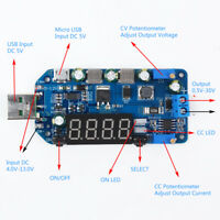 15W Adjustable USB Step Up/Down Power Supply Module Buck Boost Voltage Converter