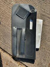 1989 Honda CRX Drivers Side Door Card