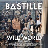 BASTILLE WILD WORLD CD - NEW RELEASE SEPTEMBER 2016