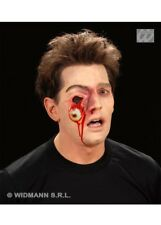 Zombie Make-Up Stick On Hanging Eye Wound