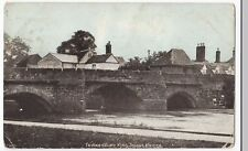 Gloucestershire; Tewkesbury  King John's Bridge PPC, 1906 Local PMK