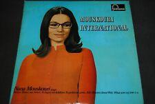 "NANA MOUSKOURI ""International"" LP VINYL / FONTANA RECORDS - DY88 476"