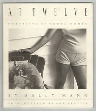 1988 SALLY MANN Photography AT TWELVE Portraits Young Women GIRLS Photos B&W